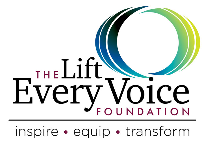 Lift Every Voice Foundation Logo